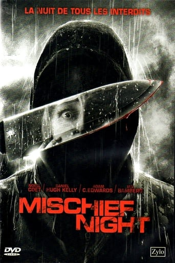 Poster of Mischief Night