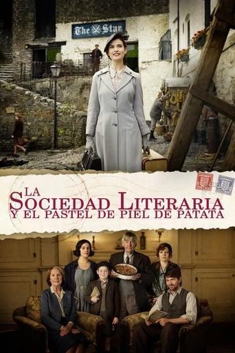 Poster of La sociedad literaria y el pastel de piel de patata