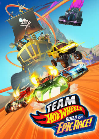 Team Hot Wheels - Das rennen Ihres Lebens!