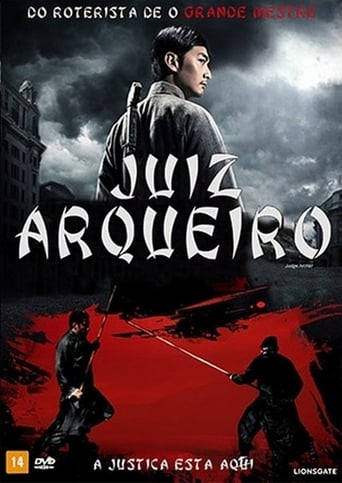 Juiz Arqueiro - Poster