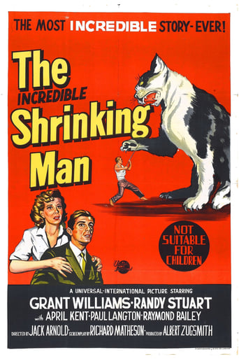 Watch The Incredible Shrinking Man Online