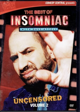 Poster of The Best of Insomniac with Dave Attell Volume 2