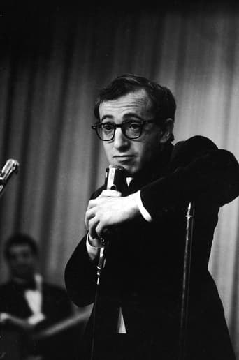 Poster of The Woody Allen Special