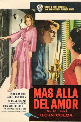 Poster of Más allá del amor