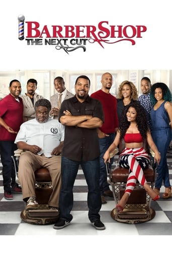 Poster of Barbershop: The Next Cut