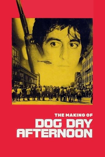 Poster of The Making of Dog Day Afternoon