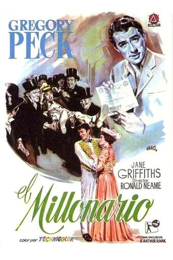 Poster of El millonario