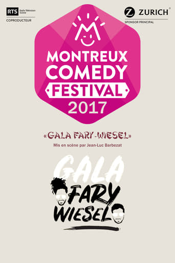 Montreux Comedy Festival 2017 - Gala Fary-Wiesel Movie Poster