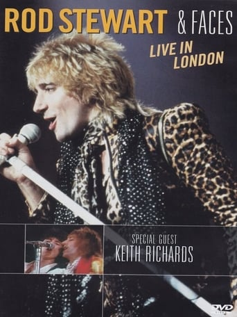 Poster of Rod Stewart & Faces : The Final Concert
