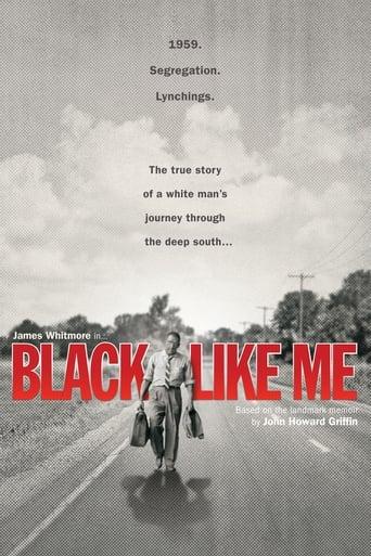 Poster of Black Like Me