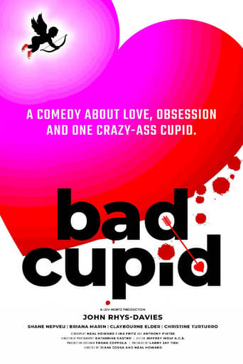 Bad Cupid Poster