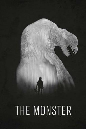 The The Monster (2016) movie poster image