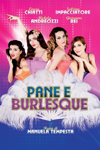 Poster of Pane e burlesque
