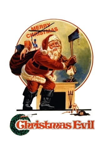 Poster of Christmas Evil