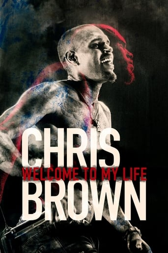 Chris Brown: Welcome to My Life poster