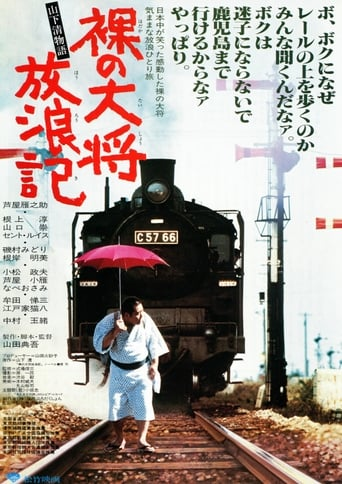 Poster of 裸の大将放浪記