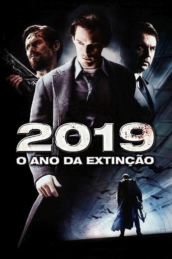 2019 - O Ano da Extinção - Poster