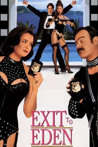 Poster of Exit to Eden