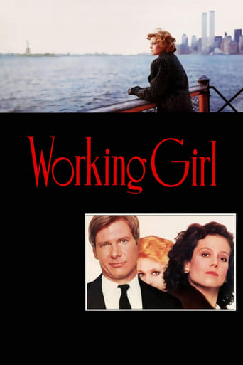 Poster of Working Girl