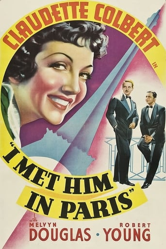 Poster of I Met Him in Paris