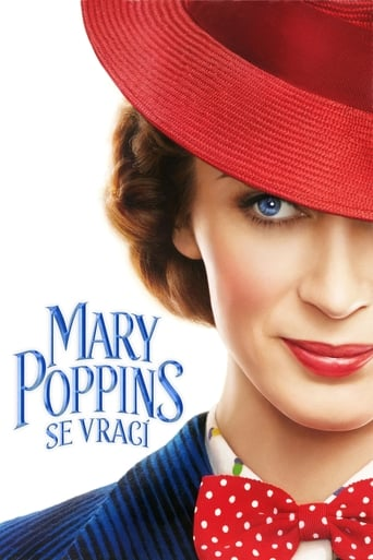 Poster of Mary Poppins se vrací