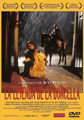 Poster of La leyenda de la doncella