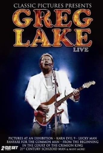 Watch Greg Lake: Live full movie downlaod openload movies