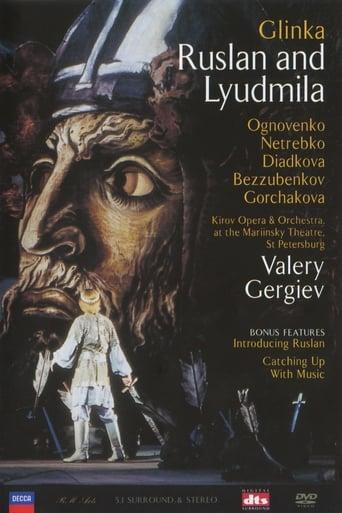 Poster of Ruslan and Lyudmila
