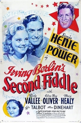 Poster of Second Fiddle