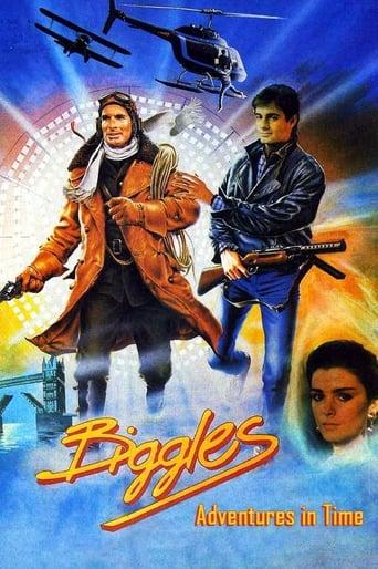 Poster of Biggles