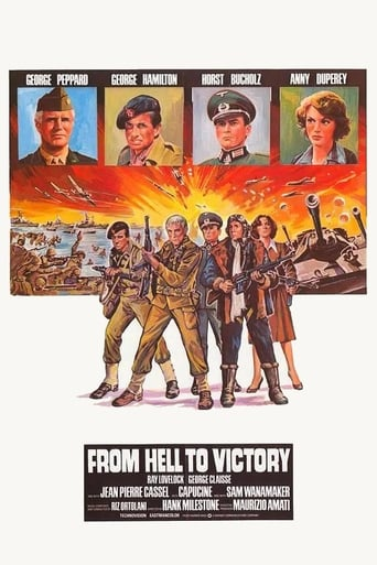 Poster of From Hell to Victory