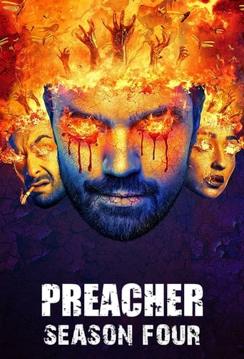 Preacher 4ª Temporada - Poster