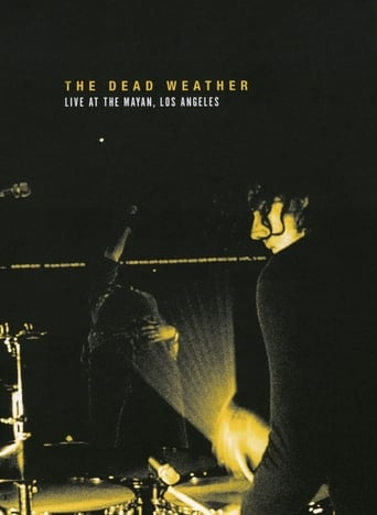 Poster of The Dead Weather: Live at the Mayan, Los Angeles