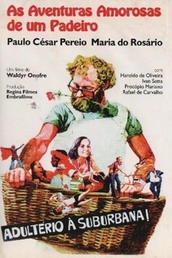 Poster of As Aventuras Amorosas de um Padeiro