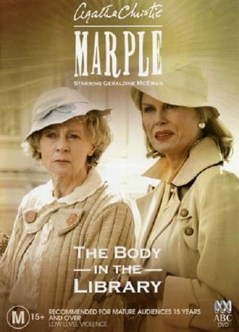 Poster of Marple: The Body in the Library