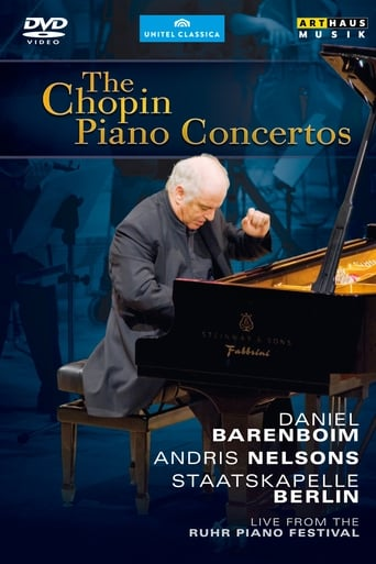Poster of Chopin: The Chopin Piano Concertos