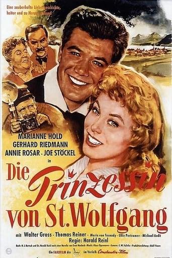 Poster of Die Prinzessin von St. Wolfgang