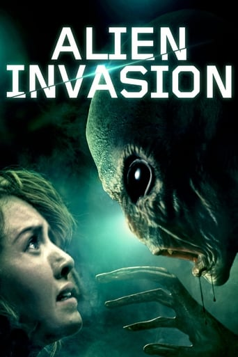 Alien Invasion Poster