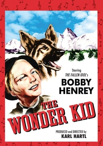 Poster of The Wonder Kid