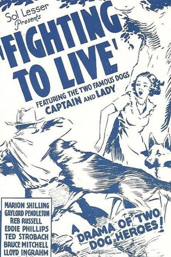 Poster of Fighting to Live