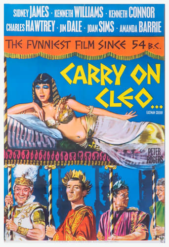 Carry On Cleo (1964) - poster