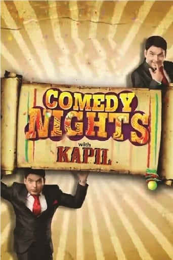 Poster of Comedy Nights with Kapil