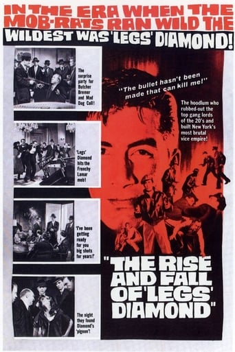 Poster of The Rise and Fall of Legs Diamond