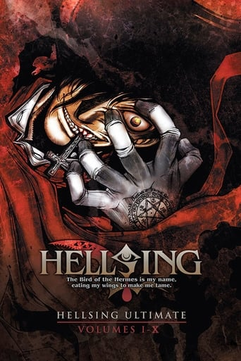 Hellsing Ultimate 1ª Temporada - Poster
