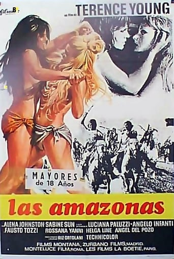 Poster of The Amazons