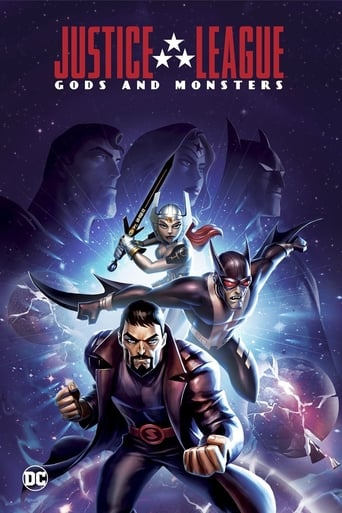 Poster of Justice League: Gods and Monsters Chronicles