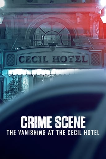 Cena do Crime - Mistério e Morte no Hotel Cecil 1ª Temporada - Poster