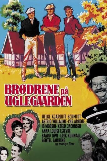 Poster of Brødrene på Uglegaarden