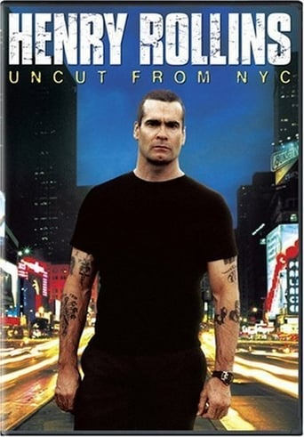 Henry Rollins: Uncut from NYC