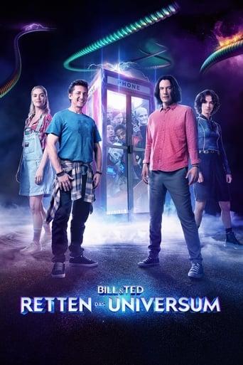 Bill & Ted retten das Universum - Komödie / 2020 / ab 12 Jahre